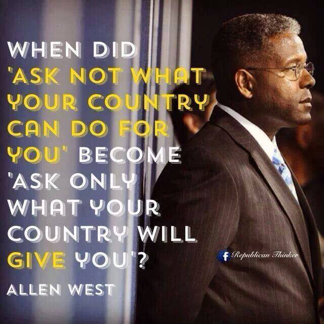 Ask Not What Your Country Can do for You...